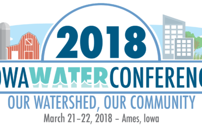 Registration now available for 2018 Iowa Water Conference